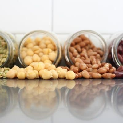 The Vegan Protein Question: But How Do You Get Your Protein?