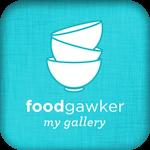 FoodGawkerBadgeBlue