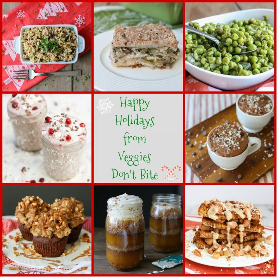 Christmas holiday recipe roundup